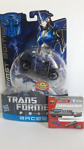 TRANSFORMERS-PRIME-FIRST-EDITION-ARCEE-MISB-DR-WU-COURAGEOUS-MIB-ADDON-VERY-RARE