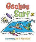 Geckos Surf by Beachhouse Pub. (Board book, 2007)