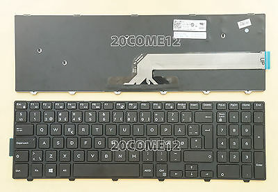 New For Dell Inspiron 5551 5555 5558 5552 5559 Keyboard Latin Spanish No Backlit