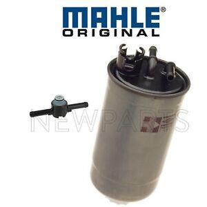 For Mahle Diesel Fuel Filter & Check Valve for VW Beetle Golf Jetta Passat  | eBayeBay