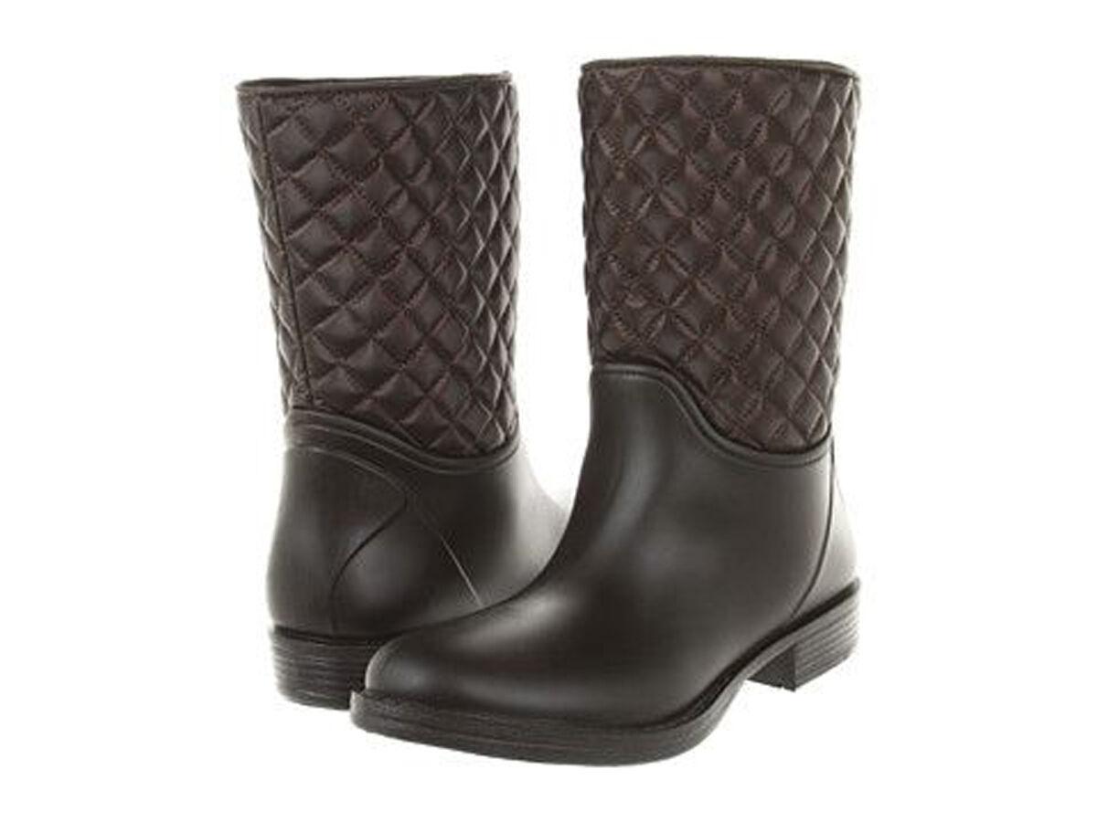 Nuevo Para mujeres Napa Flex Básico bajo la la la lluvia para mujer botas 8  liquidación hasta el 70%