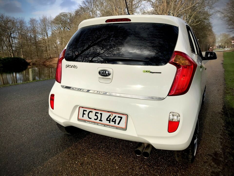 Kia Picanto, 1,2 Motion+ Eco, Benzin
