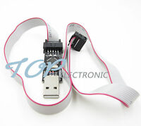 USBASP USBISP AVR Programmer USB ATMEGA8 ATMEGA128 TOP