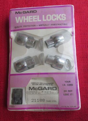 MCGARD WHEEL LOCKS PART #21188-12MM X 1.5 REGULAR SHANK