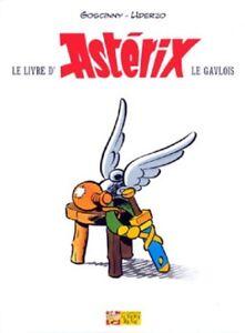 Asterix Le livre d'Astérix le gaulois version luxe - France - État : Neuf: Livre neuf, n'ayant jamais été lu ni utilisé, en parfait état, sans pages manquantes ni endommagées. Consulter l'annonce du vendeur pour avoir plus de détails. ... - France