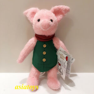 Nwt Christopher Robin Winnie The Pooh Piglet Plush Disney Store