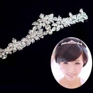 Wedding-Bridal-Comb-Tiara-Rhinestone-Crystal-Crown-Pageant-Hair-Headband
