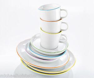 Arzberg-Cucina-Colori-6x-Kaffee-Untertasse-Untere-15cm-NEU-1-Wahl