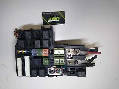 dodge dakota fuse box dodge dakota slt 3 9l fuse box relay junction block 3 9l  dodge dakota slt 3 9l fuse box relay