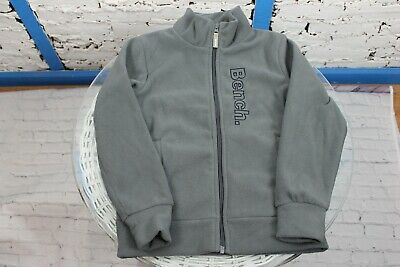 Bench Boys Jersey Hoody 8 Grey