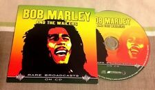 BOB MARLEY & THE WAILERS / RARE BROADCASTS - CD (EU 2005 - Classic Airwaves)