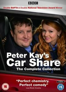 Peter-Kay-039-s-Car-Share-The-Complete-Collection-DVD-NEW
