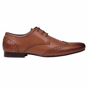Firetrap Hampton Sl Smart Formal Shoes Lace Up Gents Mens