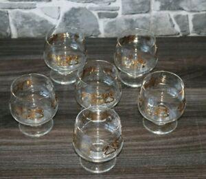 VP3-23-6x-Glas-Cognac-Glaeser-Schwenker-Jugendstil-Motiv-H-9cm-7cm-Bar-Tasting