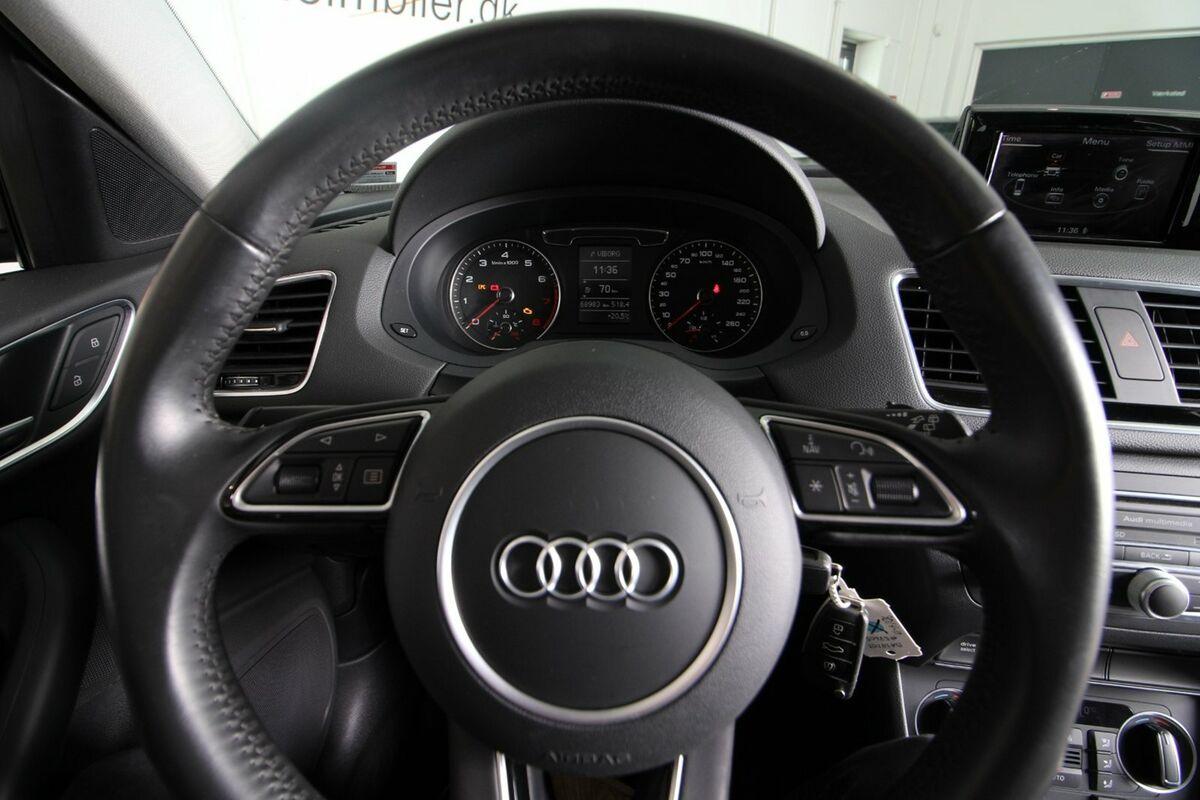 Audi Q3 1,4 TFSi 150 Ultra Sport