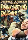 Jesse James Meets Frankenstein's Daug 0089218444790 With Jim Davis DVD Region 1