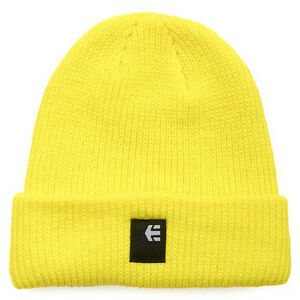 ETNIES-Classic-Beanie-lime-cap-man-cappello-uomo-taglia-unica-cod-4140001126