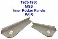 1963-80 Mgb Inner Rocker Panels ...new Pair Free Shipping