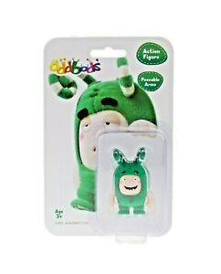 ODDBODS-ZEE-Action-Figure-Toy-4-5-cm-NEW-amp-Original-FREE-Worldwide-Shipping