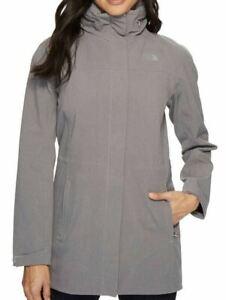 NWD The North Face Women's Apex Flex GTX Disruptor Parka Grey Size S