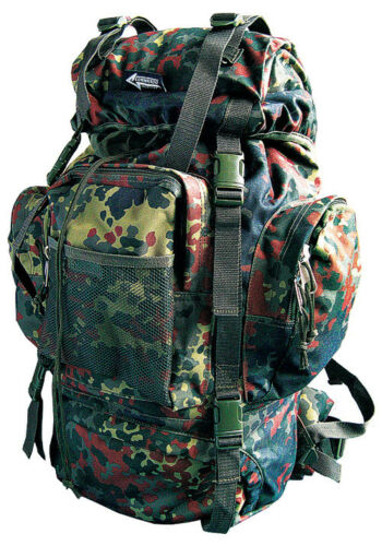 Rucksack Trekking Wanderrucksack Alpin Outdoor Tactical Enforcer US Army 65L