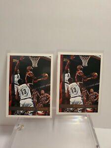 Michael-Jordan-Chicago-Bulls-1997-98-Topps-123-x2-Last-Dance-Bulls