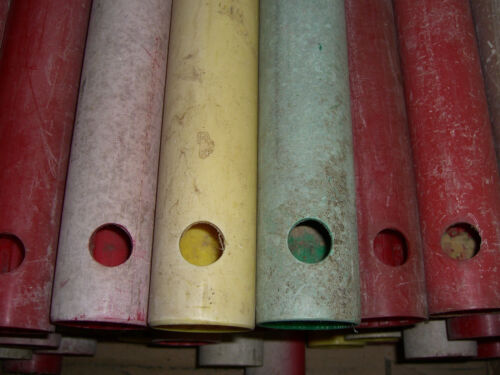 B-Ware-usati 75 cm TUBI TUBO QUADRO 00572 00573 00574 00575