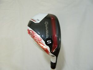 New-Taylormade-Aero-Burner-19-3h-3-hybrid-Rescue-Stiff-flex-Shaft-AeroBurner