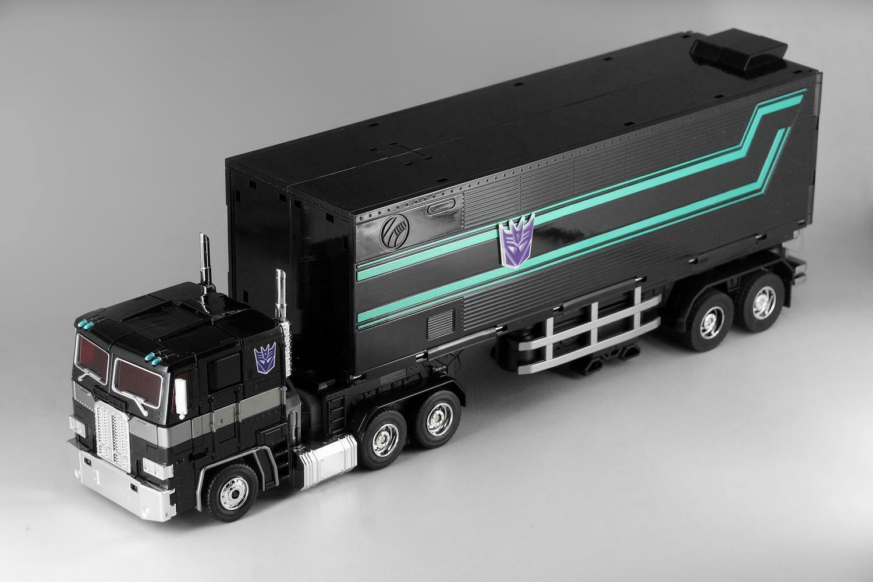para barato Transformers MP10B Optimus Prime Con Compartimento no no no oficiales Oscuro En Stock  alta calidad