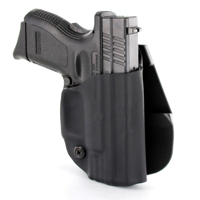USA Made Custom Belt Holster Beretta PX4 Nano W Mag pouch