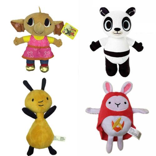 Boys Girls Rabbit Plush Toys Baby Sula Flop Pando Soft Stuffed Doll Kids Gifs UK