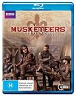The Musketeers : Series 2 (Blu-ray, 2015, 4-Disc Set)