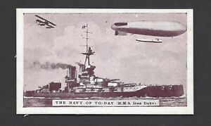 MAYPOLE-WAR-SERIES-9-THE-NAVY-OF-TODAY-HMS-IRON-DUKE