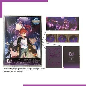 Fate-stay-night-Heaven-039-s-Feel-I-presage-flower-Blu-ray-Limited-Edition-movie