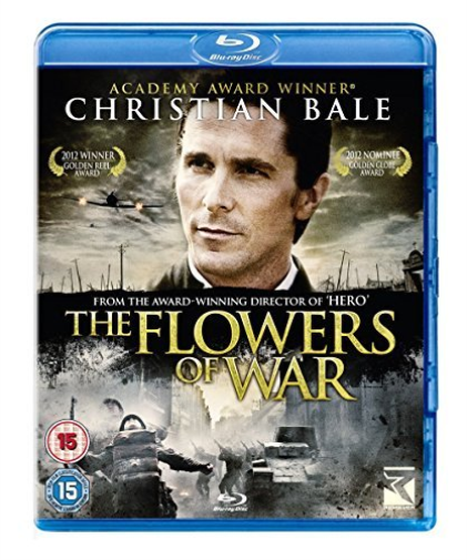 Flowers Of War  BLU-RAY NEW