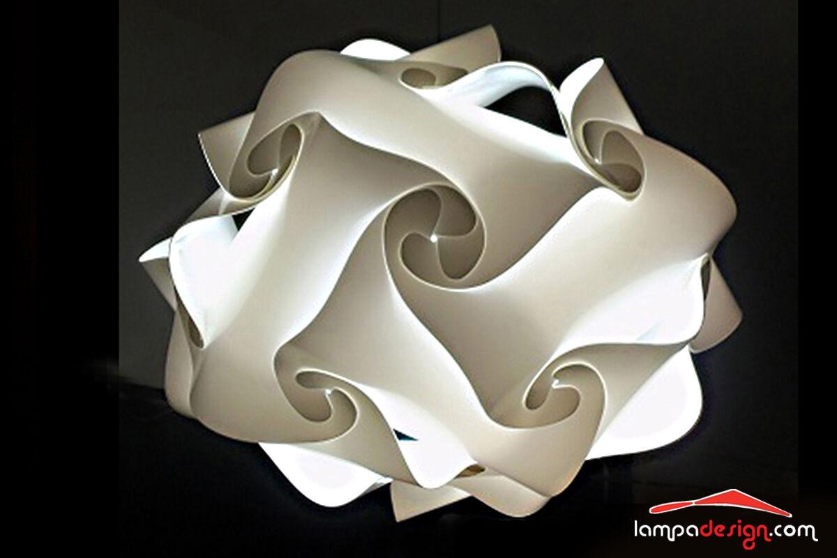 Lampadario design moderno ufo ufo ufo camera da letto luce bagno