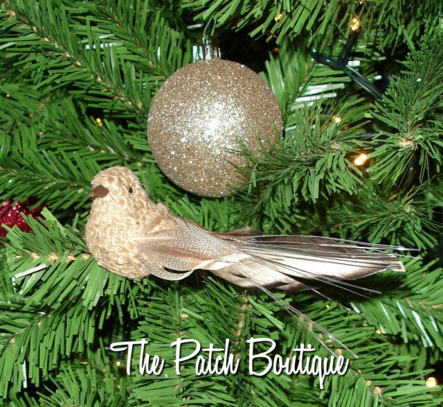 Clip On Carved Wood Clip On Cardinal Song Bird Christmas Tree Ornament A For Sale Online Ebay