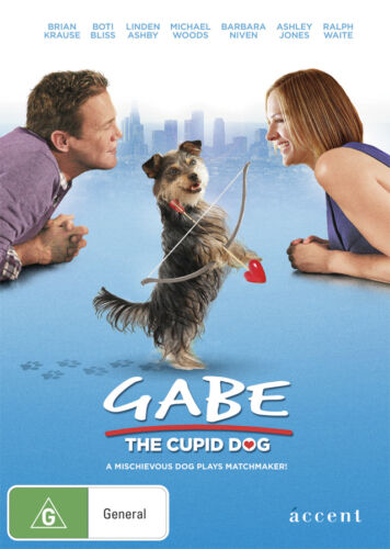 1 of 1 - Game The Cupid Dog (DVD) - ACC0254