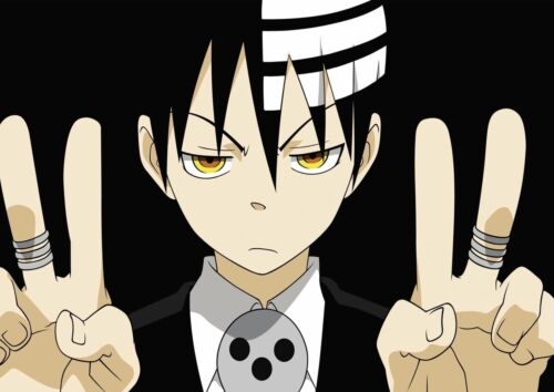 SOUL EATER DEATH KID POSTER PICTURE WALL ART PRINT A3 AMK2524