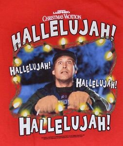 Christmas Vacation Hallelujah.Details About Hallelujah National Lampoon S Christmas Vacation The Griswold Family T Shirt