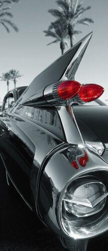 Fototapete CLASSIC CAR 86x200cm amerikanischer Oldtimer GM Dodge Ford Chevy