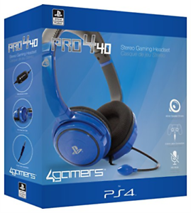 outlet 80% off PS4-Pro 4-40 Licensed Ps4 Stereo Gaming Headset (UK ...