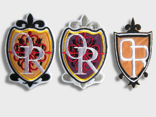 OURAN HIGH School Host Club PATCH SET of 3 patches cosplay accessories