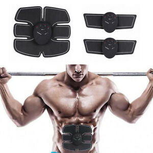4X Ultimate ABS Simulator EMS Training Body Abdominal Muscle HIP Exerciser Arms