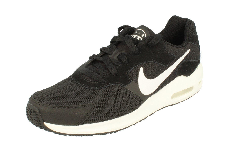 NIKE MAX GUILE Para hombre Zapatillas AIR, Color Negro blancoo, 916768-004, Reino Unido 8,