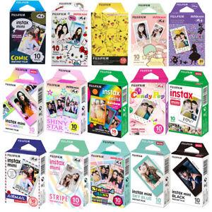 For-Fujifilm-Instax-Mini-8-9-50-70-90-Camera-Fuji-Instant-Color-Film-Photo-Sheet