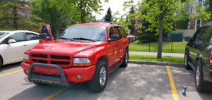 2002 Dodge Durango R/T