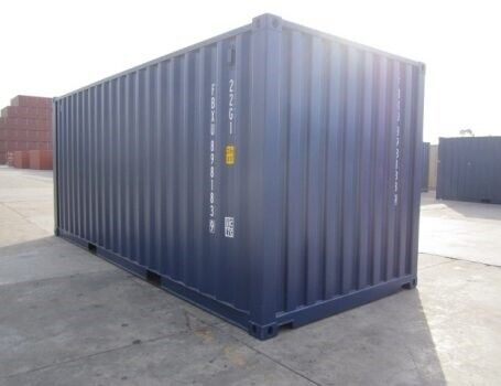 20 fods isoleret container