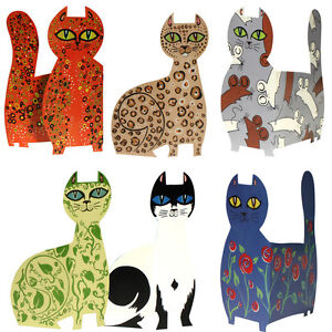 36-Contemporary-Cat-Greetings-Cards-by-Helen-Lang