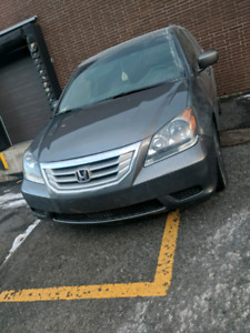 2009 Honda Odyssey EX-L,